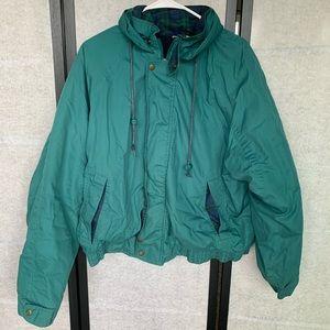 90's puffer jacket